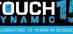 touch-dyanamic-15-anniversary-logo