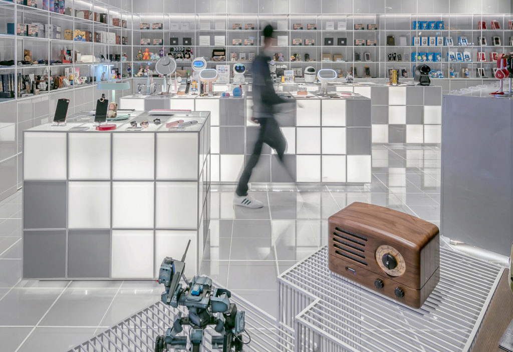Company Store POS System