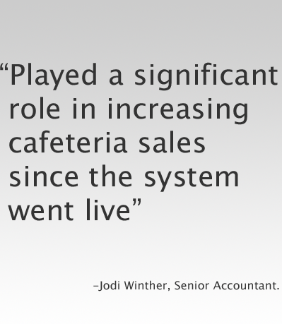 Customer Review Jodi Winther, Senior Accountant